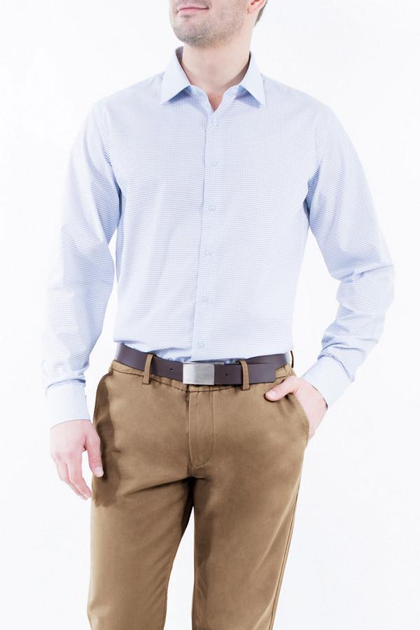 Рубашка Greg HormanРубашки и сорочки<br><br><br>Размер RU: 46<br>Пол: Мужской<br>Возраст: Взрослый<br>Материал: полиэстер 20%, хлопок 80%<br>Цвет: Разноцветный