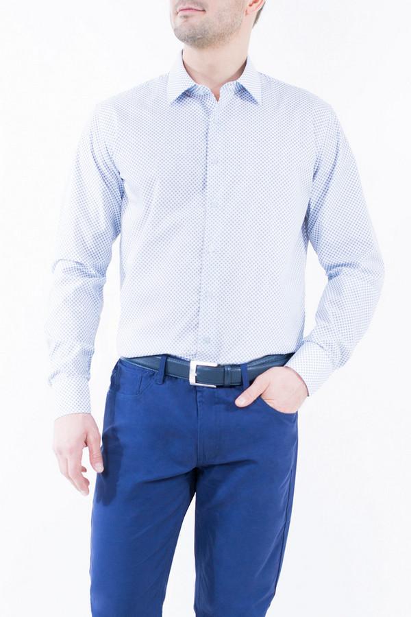 Рубашка Greg HormanРубашки и сорочки<br><br><br>Размер RU: 48-50<br>Пол: Мужской<br>Возраст: Взрослый<br>Материал: полиэстер 20%, хлопок 80%<br>Цвет: Разноцветный