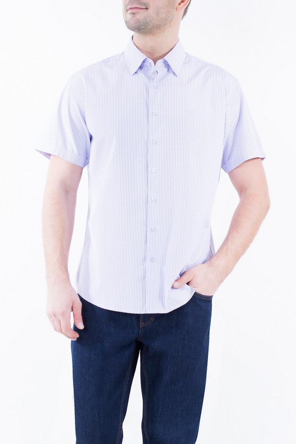 Рубашка Greg HormanРубашки и сорочки<br><br><br>Размер RU: 56<br>Пол: Мужской<br>Возраст: Взрослый<br>Материал: полиэстер 20%, хлопок 80%<br>Цвет: Сиреневый