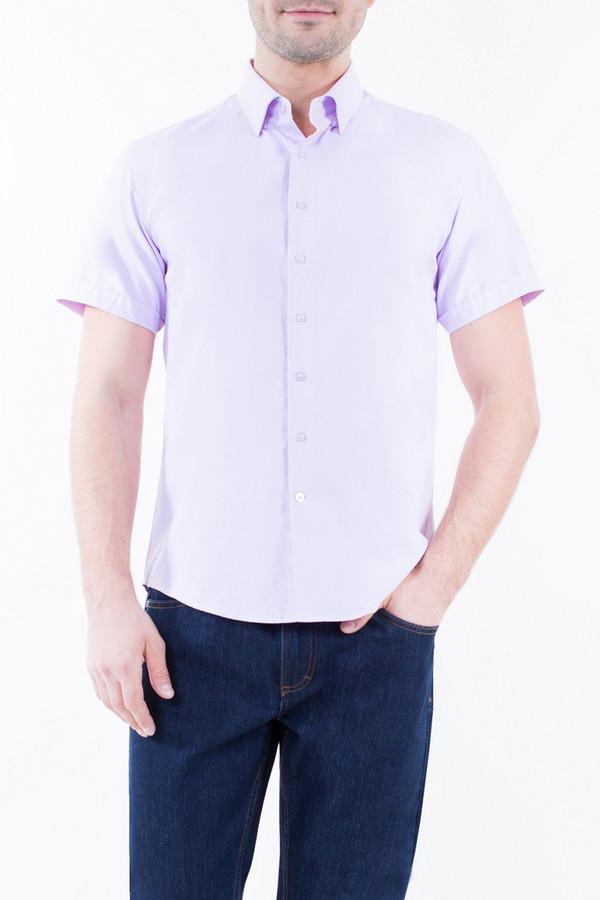 Рубашка Greg HormanРубашки и сорочки<br><br><br>Размер RU: 52<br>Пол: Мужской<br>Возраст: Взрослый<br>Материал: полиэстер 20%, хлопок 80%<br>Цвет: Сиреневый