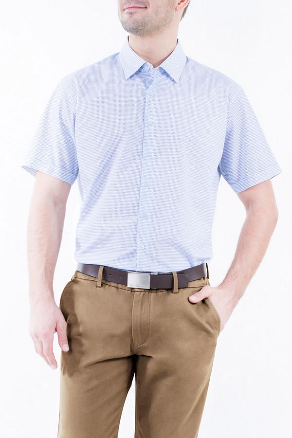 Рубашка Greg HormanРубашки и сорочки<br><br><br>Размер RU: 48<br>Пол: Мужской<br>Возраст: Взрослый<br>Материал: полиэстер 20%, хлопок 80%<br>Цвет: Белый