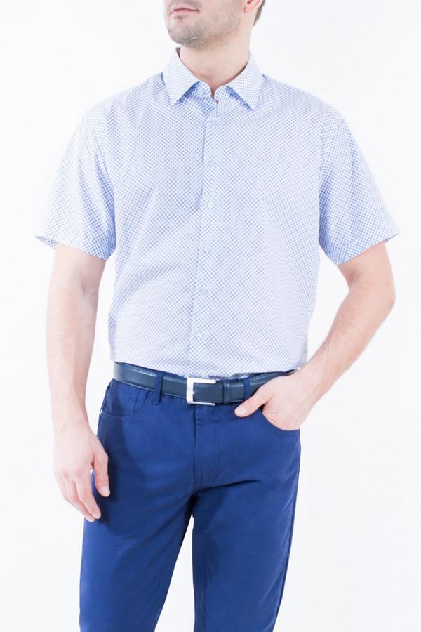 Рубашка Greg HormanРубашки и сорочки<br><br><br>Размер RU: 56<br>Пол: Мужской<br>Возраст: Взрослый<br>Материал: полиэстер 20%, хлопок 80%<br>Цвет: Белый
