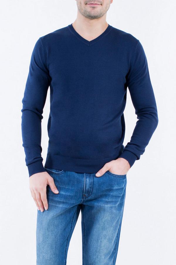Джемпер Greg HormanДжемперы<br><br><br>Размер RU: 56<br>Пол: Мужской<br>Возраст: Взрослый<br>Материал: акрил 30%, хлопок 70%<br>Цвет: Синий