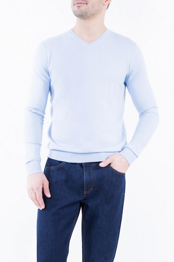 Джемпер Greg HormanДжемперы<br><br><br>Размер RU: 54<br>Пол: Мужской<br>Возраст: Взрослый<br>Материал: акрил 30%, хлопок 70%<br>Цвет: Голубой