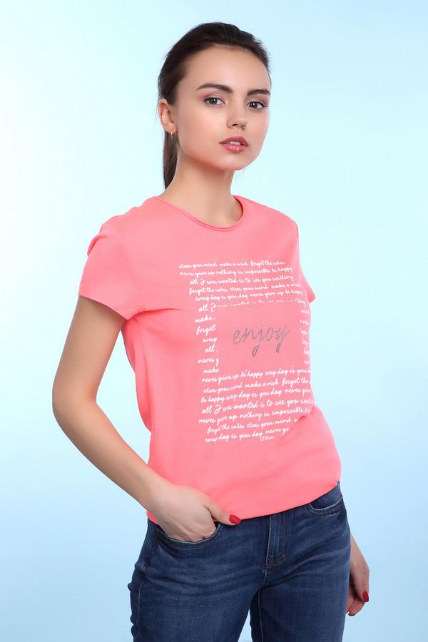 Футболки и поло s.OliverФутболки и поло<br><br><br>Размер RU: 44;164<br>Пол: Женский<br>Возраст: Детский<br>Материал: хлопок 100%<br>Цвет: Розовый