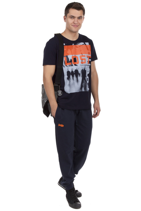 Спортивные брюки мужские трикотажные доставка