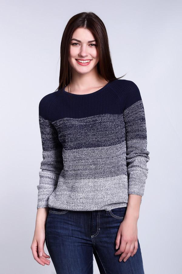 Пуловер Gerry WeberПуловеры<br><br><br>Размер RU: 52<br>Пол: Женский<br>Возраст: Взрослый<br>Материал: хлопок 45%, полиакрил 55%<br>Цвет: Разноцветный