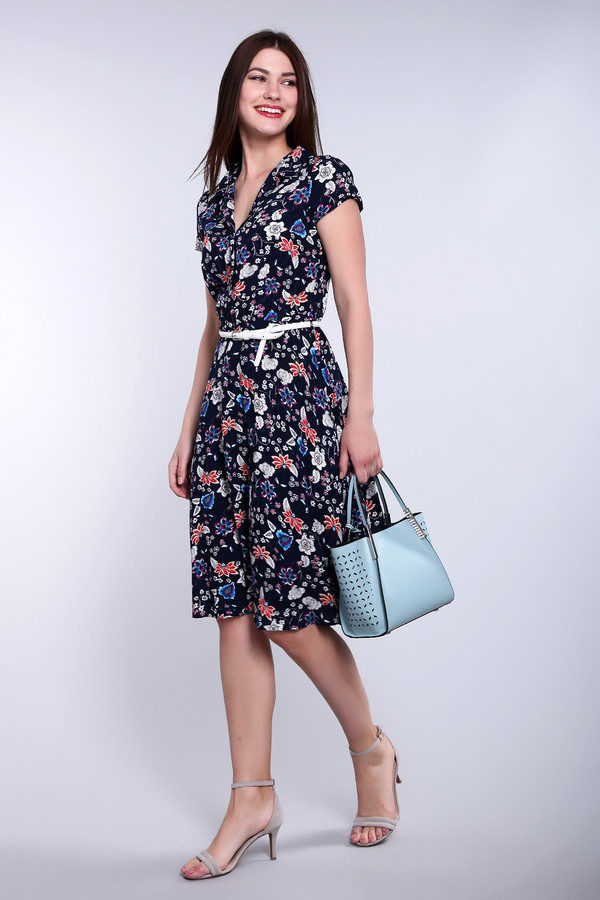 Платье ArgentПлатья<br><br><br>Размер RU: 48<br>Пол: Женский<br>Возраст: Взрослый<br>Материал: хлопок 100%<br>Цвет: Разноцветный