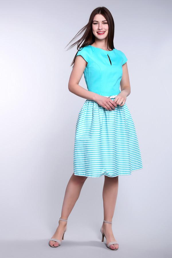 Платье ArgentПлатья<br><br><br>Размер RU: 52<br>Пол: Женский<br>Возраст: Взрослый<br>Материал: хлопок 95%, лайкра 5%<br>Цвет: Белый