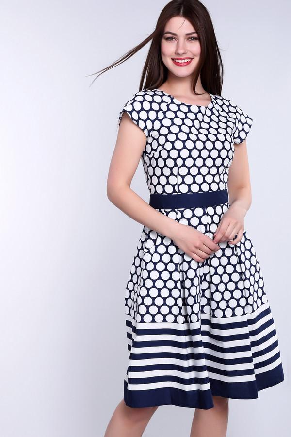 Платье ArgentПлатья<br><br><br>Размер RU: 48<br>Пол: Женский<br>Возраст: Взрослый<br>Материал: хлопок 95%, лайкра 5%<br>Цвет: Белый