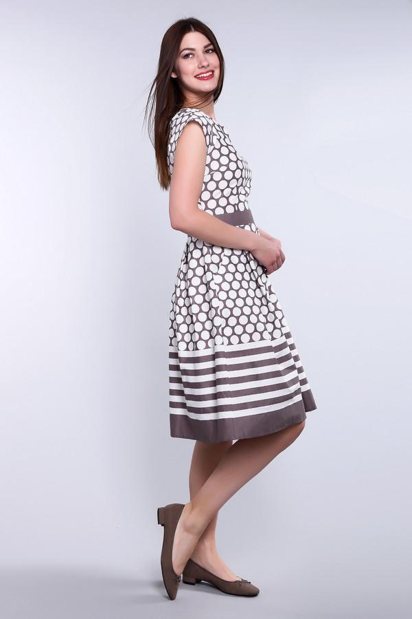 Платье ArgentПлатья<br><br><br>Размер RU: 48<br>Пол: Женский<br>Возраст: Взрослый<br>Материал: хлопок 95%, лайкра 5%