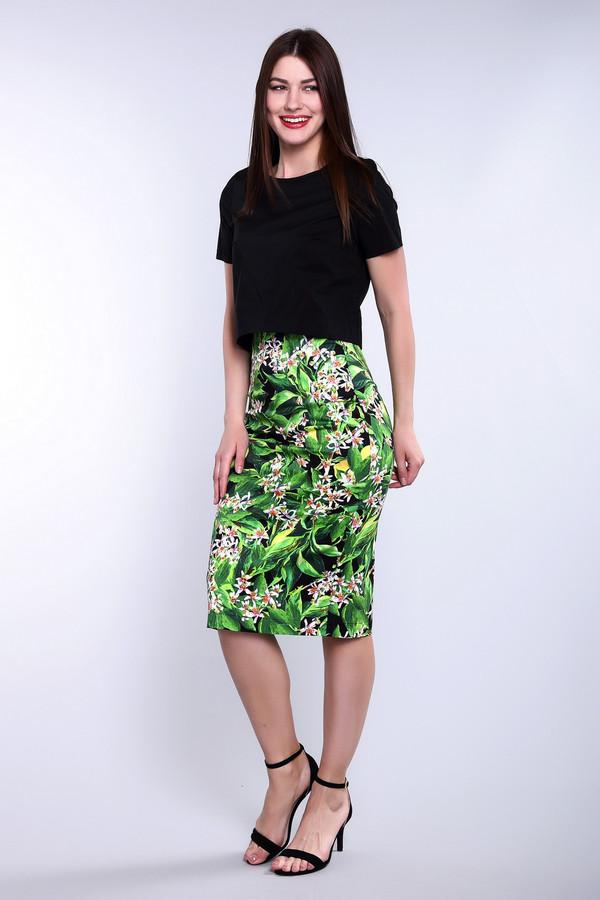 Короткое платье ArgentКороткие платья<br><br><br>Размер RU: 48<br>Пол: Женский<br>Возраст: Взрослый<br>Материал: хлопок 95%, лайкра 5%<br>Цвет: Разноцветный