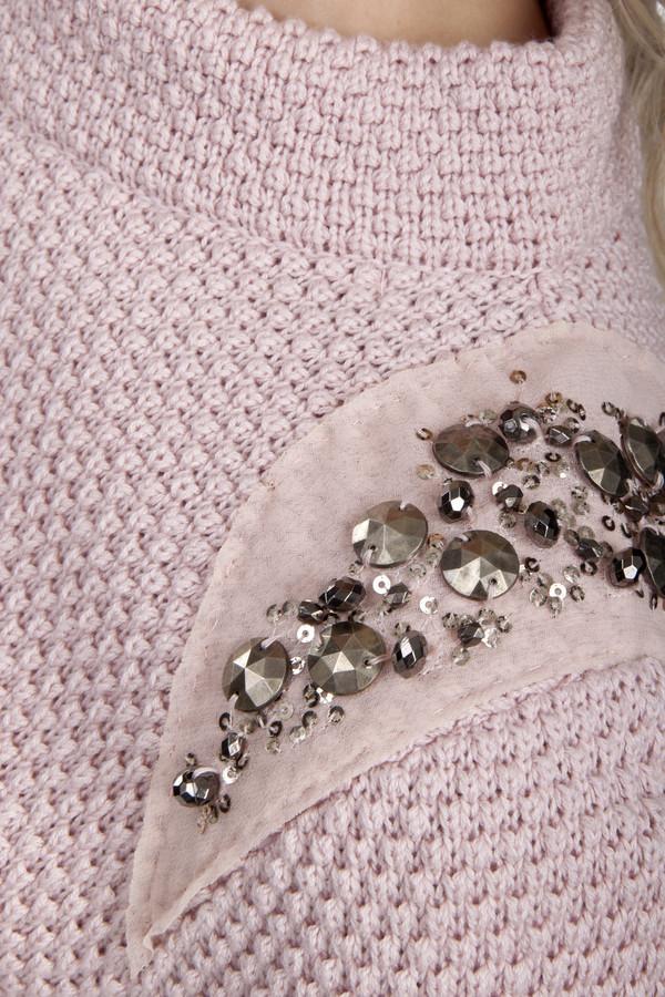 Вязаный пуловер из мохера с доставкой
