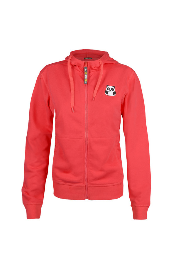 Пуловер GrezzoПуловеры<br><br><br>Размер RU: 44-46<br>Пол: Женский<br>Возраст: Взрослый<br>Материал: хлопок 100%<br>Цвет: Красный