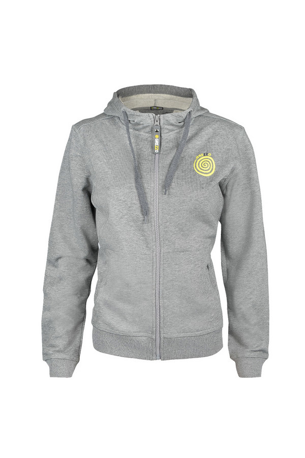Пуловер GrezzoПуловеры<br><br><br>Размер RU: 48-50<br>Пол: Женский<br>Возраст: Взрослый<br>Материал: хлопок 100%<br>Цвет: Серый