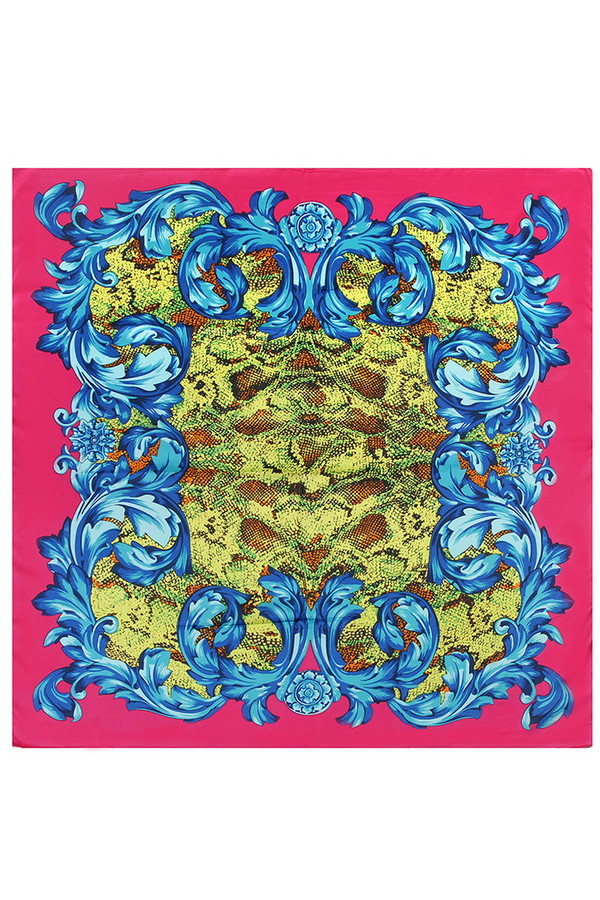 Платок SabellinoПлатки<br><br><br>Размер RU: 90х90<br>Пол: Женский<br>Возраст: Взрослый<br>Материал: полиэстер 100%<br>Цвет: Разноцветный