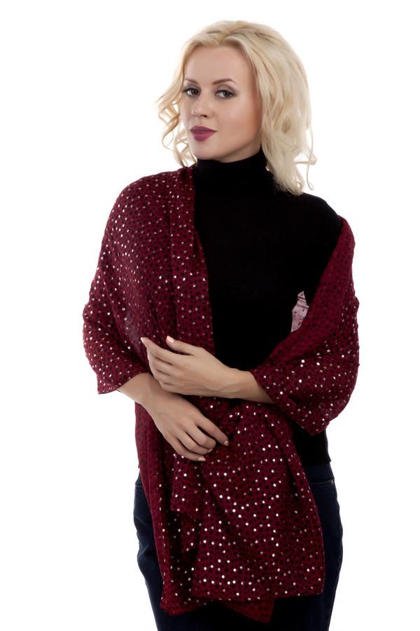 Платок OuiПлатки и Палантины<br>Платок Oui красного цвета. Изготовлен из 100% полиэстра в Индии. Платок украшен симпатичным рисунком, на красном фоне расположено множество звездочек черного и белого цветов. Такой платок может служить дополнением, как к платью, так и к повседневной одежде. Незаменимый аксессуар для каждой девушки.<br><br>Размер RU: один размер<br>Пол: Женский<br>Возраст: Взрослый<br>Материал: полиэстер 100%<br>Цвет: Разноцветный