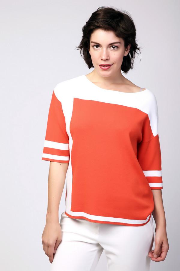 Пуловер Gerry WeberПуловеры<br><br><br>Размер RU: 46<br>Пол: Женский<br>Возраст: Взрослый<br>Материал: полиамид 21%, вискоза 79%<br>Цвет: Разноцветный