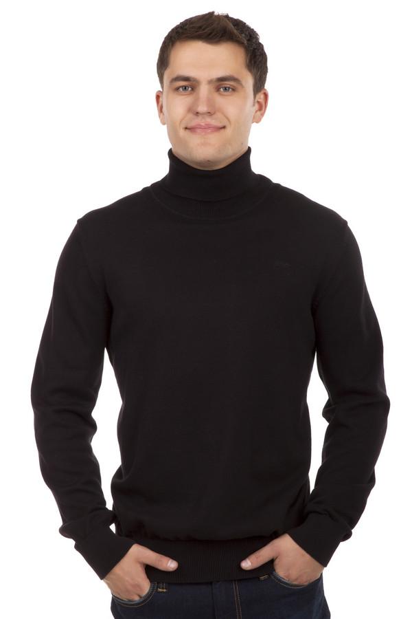 Водолазкa s.OliverВодолазки<br>Мужская водолазка от бренда s.Oliver выполнена из приятного на ощупь трикотажа черного цвета. Изделие дополнено: воротником-гольф и длинными рукавами. Ворот, манжеты и нижний кант оформлены трикотажной эластичной резинкой.<br><br>Размер RU: 46-48<br>Пол: Мужской<br>Возраст: Взрослый<br>Материал: хлопок 100%<br>Цвет: Чёрный