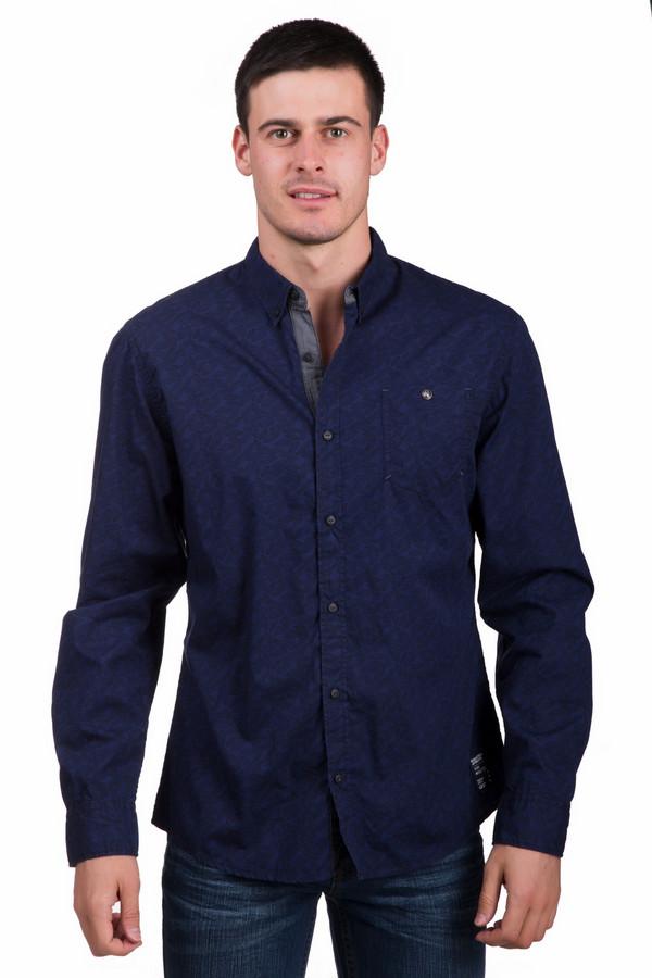 Рубашка с длинным рукавом QS