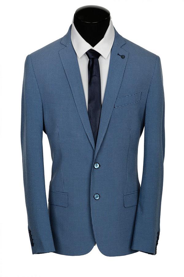Пиджак ABSOLUTEXПиджаки<br><br><br>Размер RU: 56/176<br>Пол: Мужской<br>Возраст: Взрослый<br>Материал: полиэстер 16%, шерсть 30%, вискоза 50%, лайкра 4%<br>Цвет: Голубой