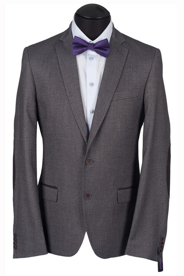 Пиджак ABSOLUTEXПиджаки<br><br><br>Размер RU: 48/176<br>Пол: Мужской<br>Возраст: Взрослый<br>Материал: полиэстер 16%, шерсть 30%, вискоза 50%, лайкра 4%<br>Цвет: Серый