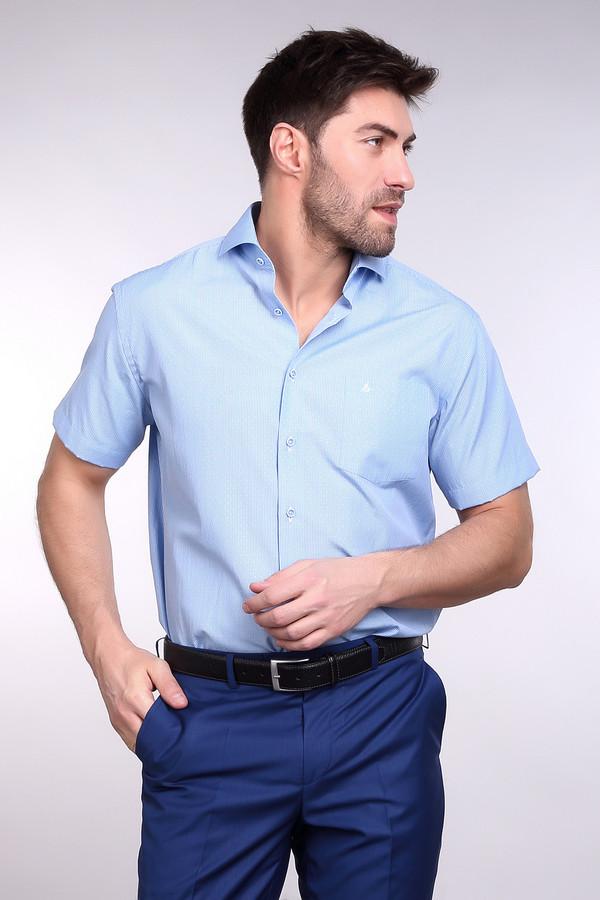 Рубашка BAZIONIРубашки и сорочки<br><br><br>Размер RU: 42/176-182<br>Пол: Мужской<br>Возраст: Взрослый<br>Материал: полиэстер 20%, хлопок 80%<br>Цвет: Разноцветный