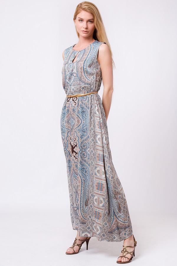 Платье FINN FLAREПлатья<br><br><br>Размер RU: 52<br>Пол: Женский<br>Возраст: Взрослый<br>Материал: вискоза 100%<br>Цвет: Разноцветный