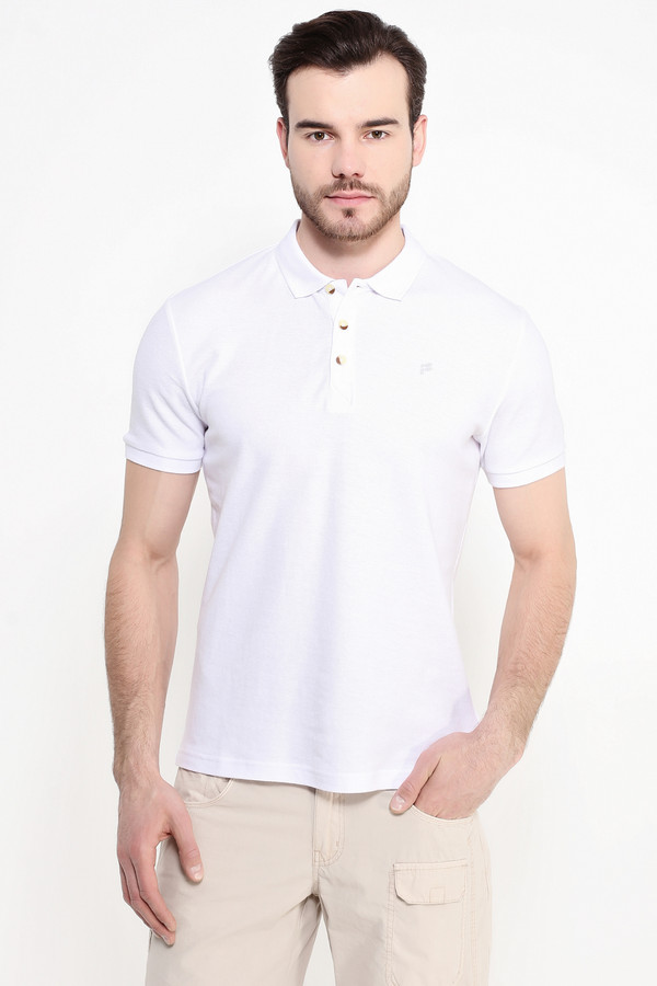 Мужские рубашки с коротким рукавом FINN FLAREКороткий рукав<br><br><br>Размер RU: 50<br>Пол: Мужской<br>Возраст: Взрослый<br>Материал: хлопок 100%<br>Цвет: Белый