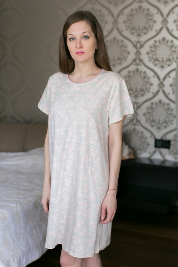 Платье MARUSЯПлатья<br><br><br>Размер RU: 52<br>Пол: Женский<br>Возраст: Взрослый<br>Материал: эластан 8%, хлопок 92%<br>Цвет: Разноцветный