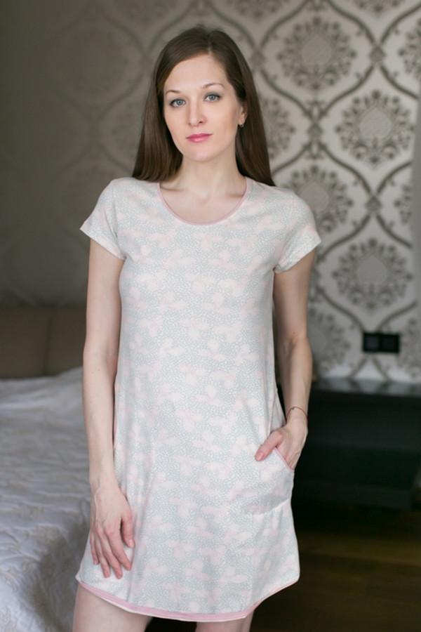 Платье MARUSЯПлатья<br><br><br>Размер RU: 48<br>Пол: Женский<br>Возраст: Взрослый<br>Материал: эластан 8%, хлопок 92%<br>Цвет: Разноцветный
