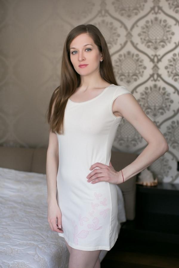 Платье MARUSЯПлатья<br><br><br>Размер RU: 46<br>Пол: Женский<br>Возраст: Взрослый<br>Материал: эластан 8%, хлопок 92%