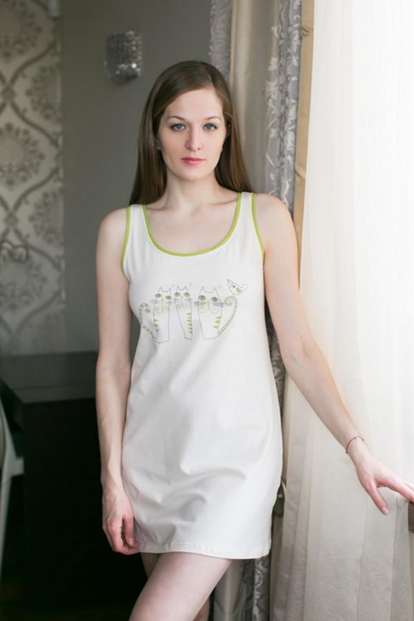 Платье MARUSЯПлатья<br><br><br>Размер RU: 46<br>Пол: Женский<br>Возраст: Взрослый<br>Материал: эластан 8%, хлопок 92%<br>Цвет: Разноцветный