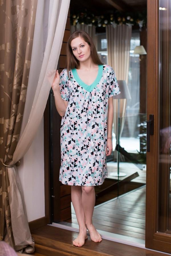 Платье MARUSЯПлатья<br><br><br>Размер RU: 56<br>Пол: Женский<br>Возраст: Взрослый<br>Материал: вискоза 100%<br>Цвет: Разноцветный
