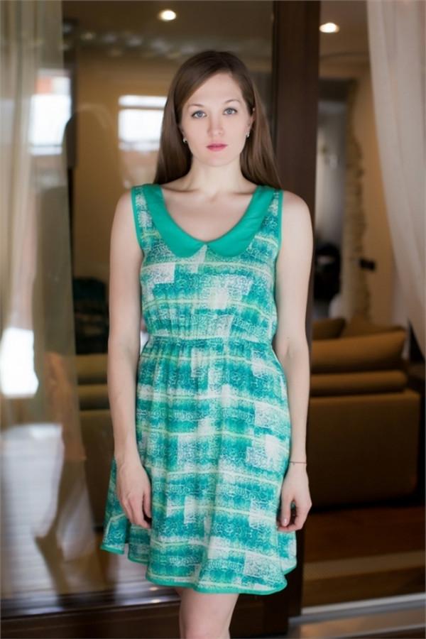 Платье CATHERINESПлатья<br><br><br>Размер RU: 44<br>Пол: Женский<br>Возраст: Взрослый<br>Материал: None<br>Цвет: Зелёный
