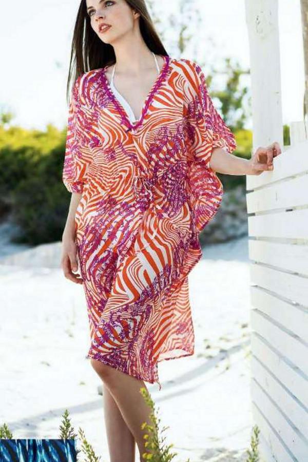 Платье PENYE MOODПлатья<br><br><br>Размер RU: 46<br>Пол: Женский<br>Возраст: Взрослый<br>Материал: хлопок 100%<br>Цвет: Разноцветный