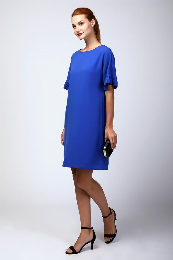 Платье Penny Black BlackПлатья<br><br><br>Размер RU: 40<br>Пол: Женский<br>Возраст: Взрослый<br>Материал: полиэстер 100%<br>Цвет: Синий