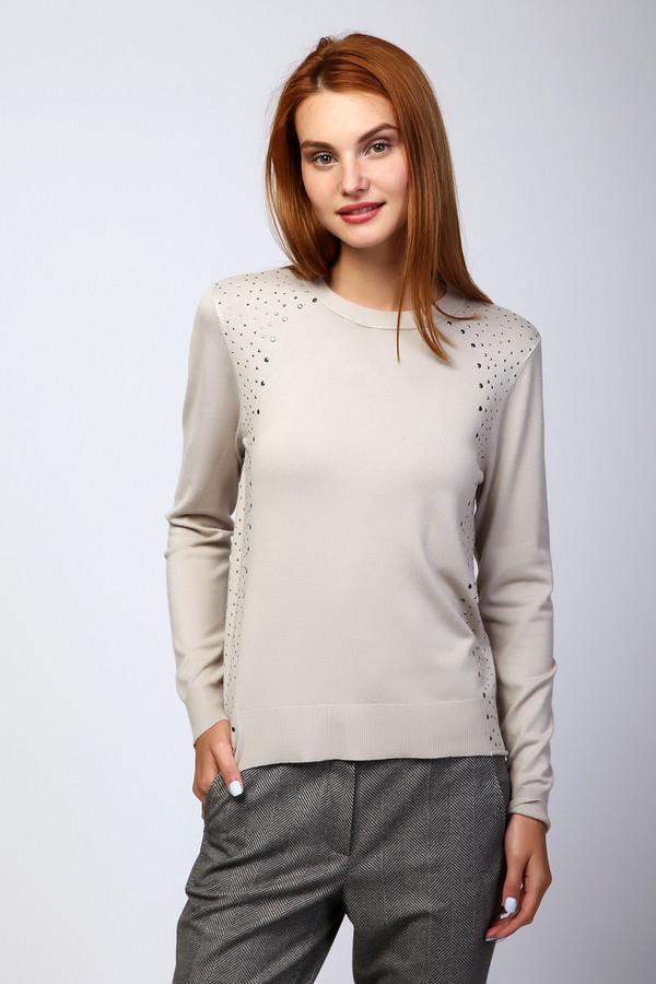 Пуловер PezzoПуловеры<br><br><br>Размер RU: 42<br>Пол: Женский<br>Возраст: Взрослый<br>Материал: вискоза 80%, нейлон 20%<br>Цвет: Серый