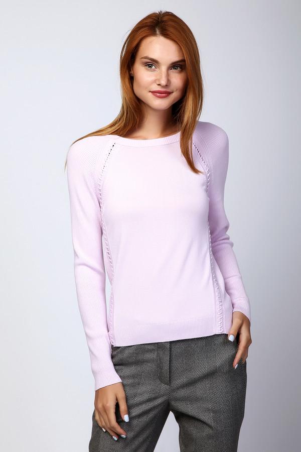 Пуловер PezzoПуловеры<br><br><br>Размер RU: 44<br>Пол: Женский<br>Возраст: Взрослый<br>Материал: вискоза 80%, нейлон 20%<br>Цвет: Розовый