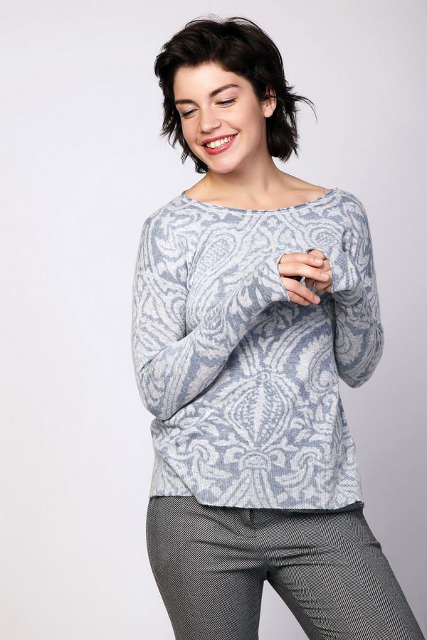 Пуловер PezzoПуловеры<br><br><br>Размер RU: 50<br>Пол: Женский<br>Возраст: Взрослый<br>Материал: полиамид 20%, полиэстер 30%, шерсть 5%, ангора 5%, район 40%<br>Цвет: Разноцветный