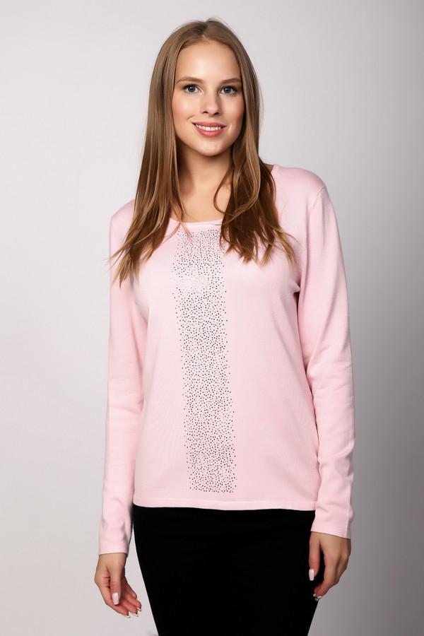 Пуловер PezzoПуловеры<br><br><br>Размер RU: 54<br>Пол: Женский<br>Возраст: Взрослый<br>Материал: полиамид 32%, вискоза 68%<br>Цвет: Розовый