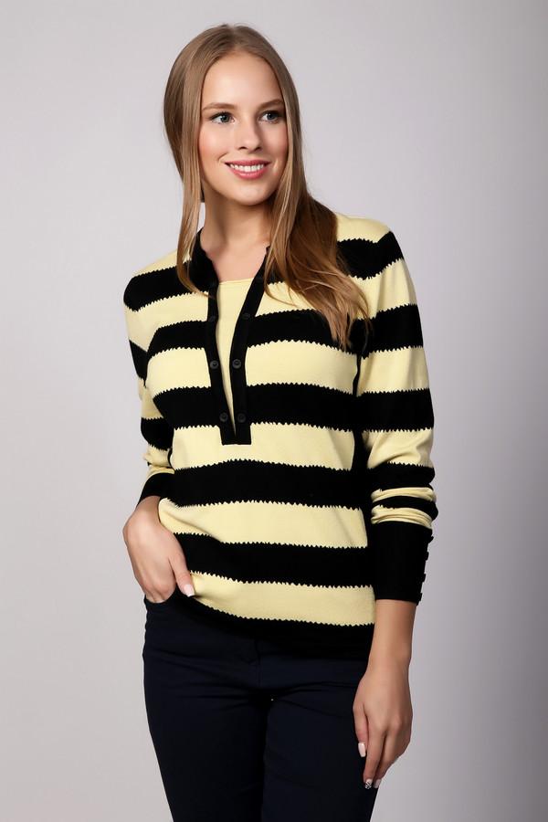 Пуловер PezzoПуловеры<br><br><br>Размер RU: 54<br>Пол: Женский<br>Возраст: Взрослый<br>Материал: полиамид 32%, вискоза 68%<br>Цвет: Разноцветный