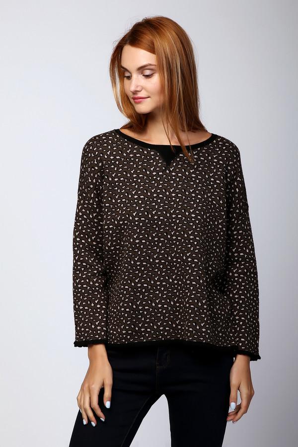 Пуловер OuiПуловеры<br><br><br>Размер RU: 42<br>Пол: Женский<br>Возраст: Взрослый<br>Материал: хлопок 88%, метализ.нить 12%<br>Цвет: Разноцветный
