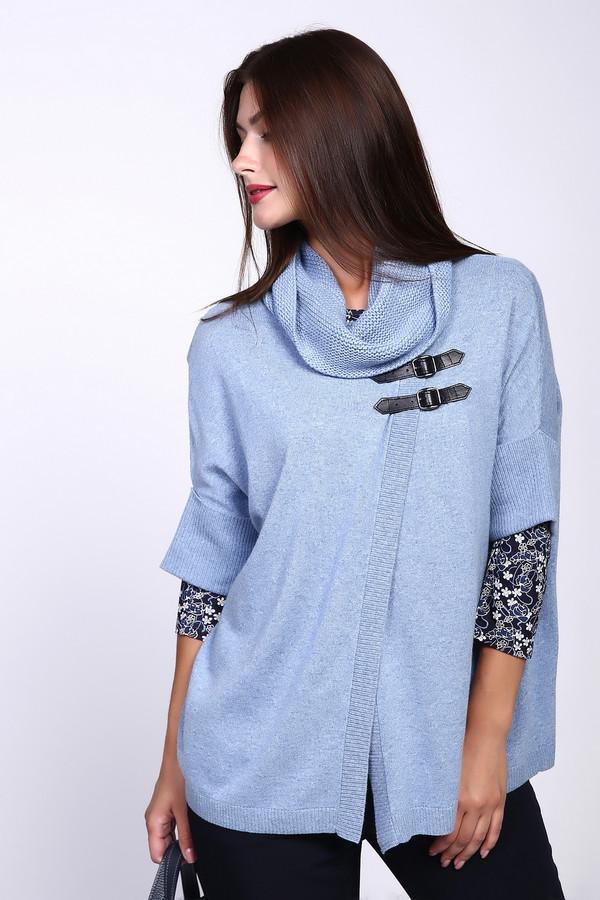 Пуловер PezzoПуловеры<br><br><br>Размер RU: 48<br>Пол: Женский<br>Возраст: Взрослый<br>Материал: вискоза 33%, полиамид 23%, шерсть 20%, хлопок 20%, кашемир 4%<br>Цвет: Разноцветный
