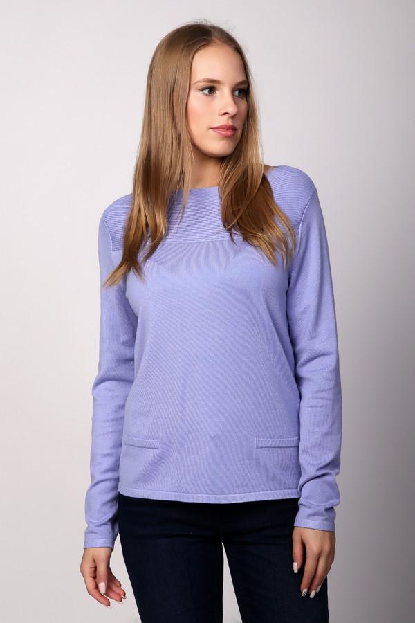 Пуловер PezzoПуловеры<br><br><br>Размер RU: 50<br>Пол: Женский<br>Возраст: Взрослый<br>Материал: полиамид 32%, вискоза 68%<br>Цвет: Сиреневый