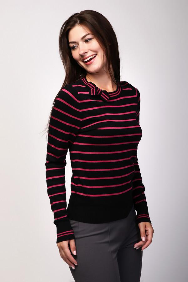 Пуловер PezzoПуловеры<br><br><br>Размер RU: 48<br>Пол: Женский<br>Возраст: Взрослый<br>Материал: полиамид 32%, шерсть 15%, вискоза 53%<br>Цвет: Разноцветный