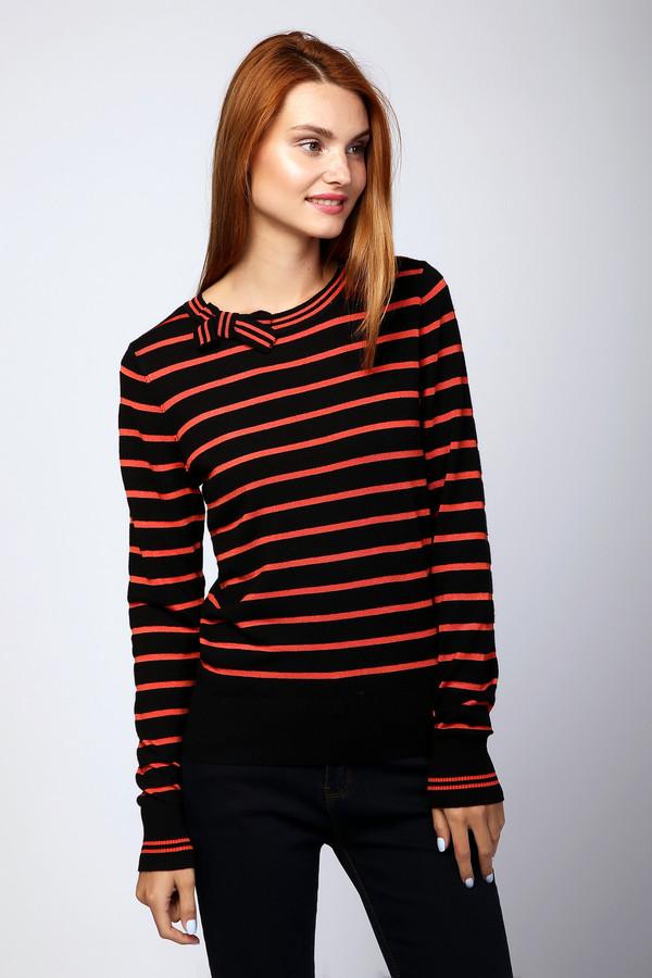Пуловер PezzoПуловеры<br><br><br>Размер RU: 42<br>Пол: Женский<br>Возраст: Взрослый<br>Материал: полиамид 32%, шерсть 15%, вискоза 53%<br>Цвет: Разноцветный