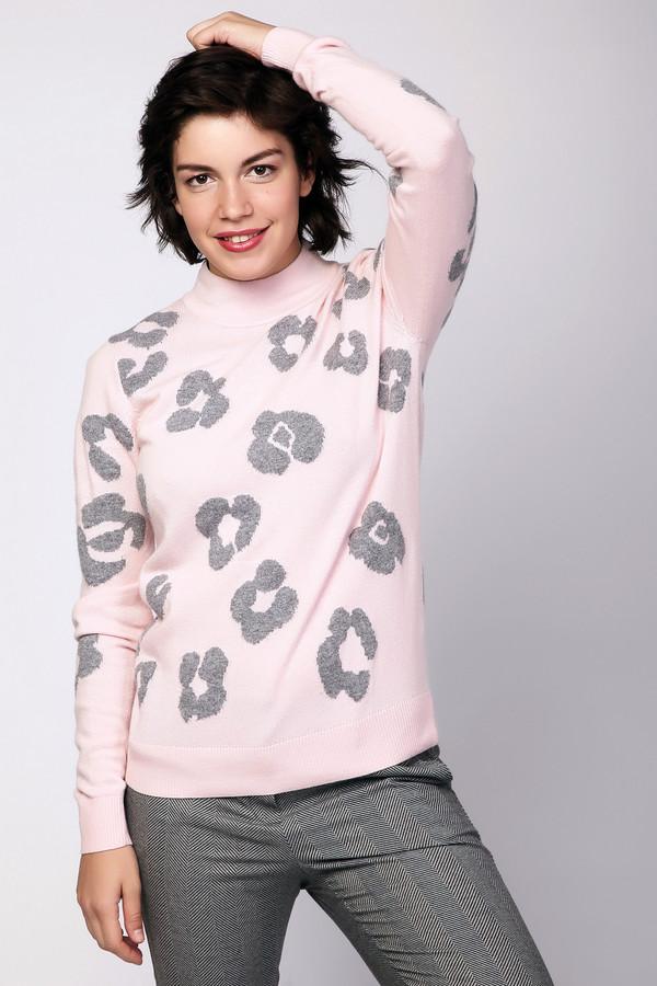 Пуловер PezzoПуловеры<br><br><br>Размер RU: 48<br>Пол: Женский<br>Возраст: Взрослый<br>Материал: вискоза 33%, полиамид 23%, шерсть 20%, хлопок 20%, кашемир 4%<br>Цвет: Розовый