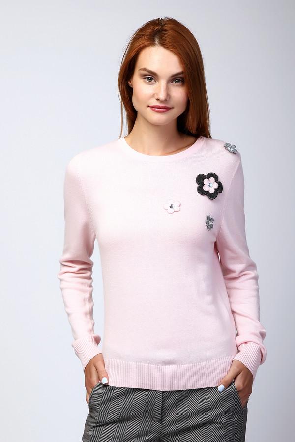 Пуловер PezzoПуловеры<br><br><br>Размер RU: 42<br>Пол: Женский<br>Возраст: Взрослый<br>Материал: вискоза 33%, полиамид 23%, шерсть 20%, хлопок 20%, кашемир 4%<br>Цвет: Розовый