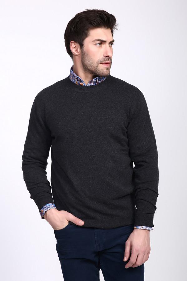 Джемпер Just ValeriДжемперы и Пуловеры<br><br><br>Размер RU: 54<br>Пол: Мужской<br>Возраст: Взрослый<br>Материал: кашемир 100%<br>Цвет: Серый